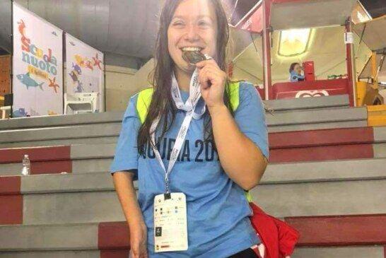Martina Crkvenac je višegodišnja najuspješnija plivačica s invaliditetom koja je protekli tjedan otplivala normu za Europsko prvenstvo