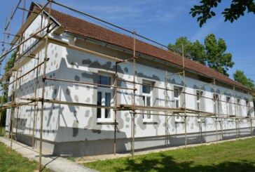 Krenula energetska obnova zgrade područne škole u Međurači
