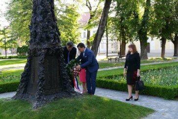 Bjelovar – Obilježena 23. obljetnica akcije Bljesak