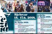 Terezijana – bjelovarska kulturna manifestacija od 15. do 17. lipnja 2018.