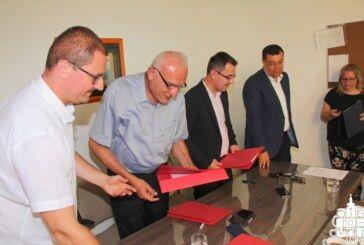 Opća bolnica Bjelovar: Potpisani ugovori vezani uz izmjenu i dopunu tehničke dokumentacije i nadzora europskog projekta za gradnju nove zgrade bolnice