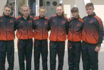 Bjelovarski foksići nastupili na Prvenstvu Hrvatske za kadete i juniore u Omišu