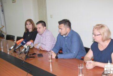 Protekla prva godina mandata bjelovarske koalicije HSLS, HDZ, HSS i ABB – istaknuli napravljeno i najavili nove aktivnosti koalicije