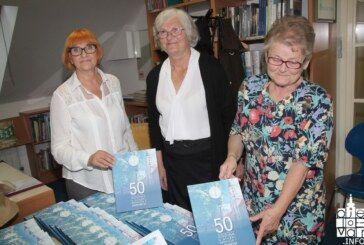 U bjelovarskoj knjižnici predstavljena monografija povodom 50 godina Lige protiv raka Bjelovarsko-bilogorske županije