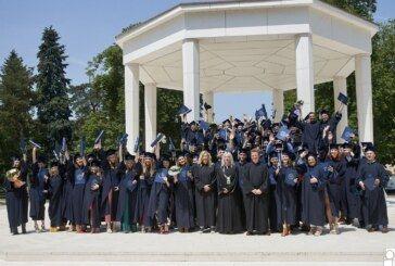 U Bjelovaru održana svečana promocija prvostupnika i provostupnica mehatronike i sestrinstva Veleučilišta Bjelovar