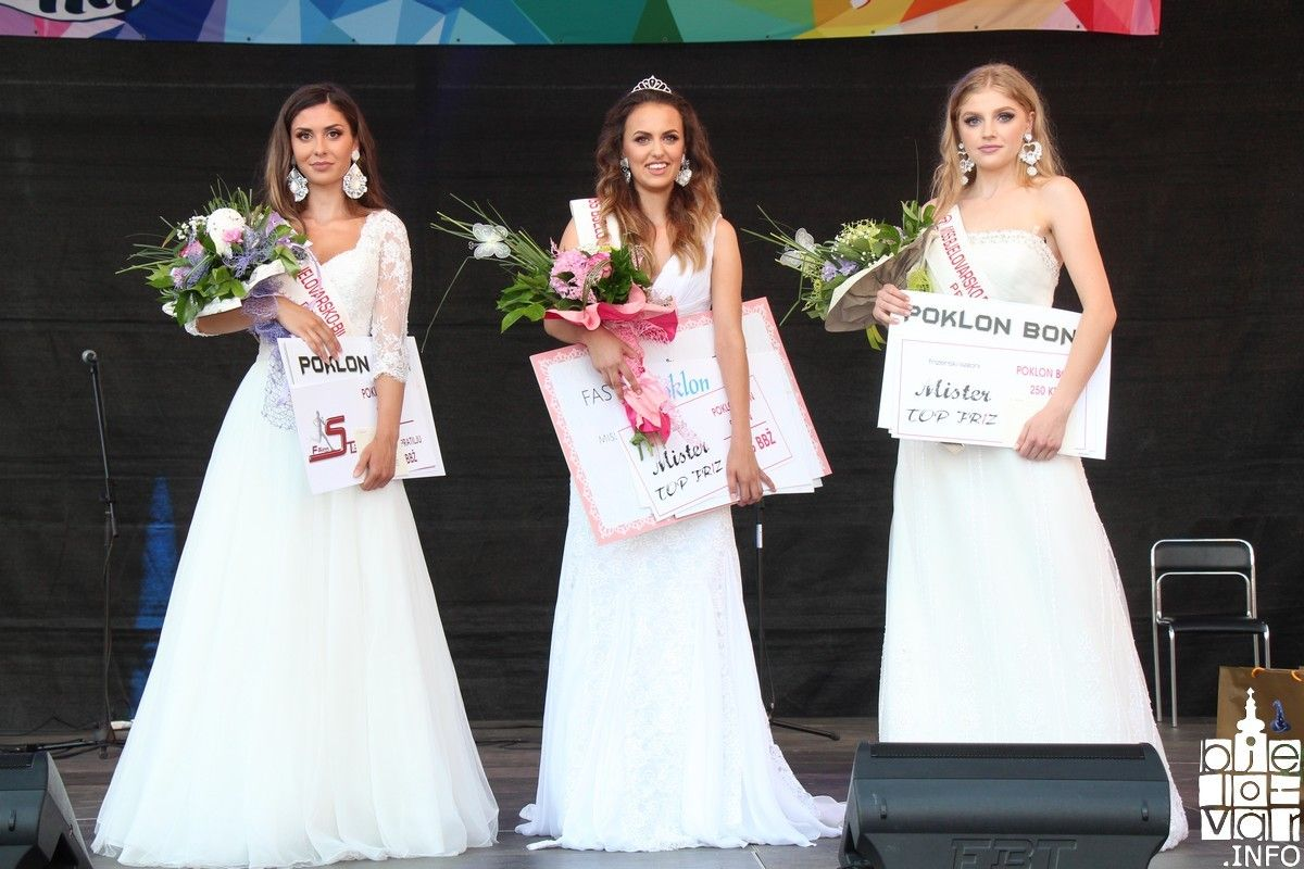 Terezijana u stilu ljepote: Ivana Marušić Miss Bjelovarsko-bilogorske županije za Miss Hrvatske 2018.
