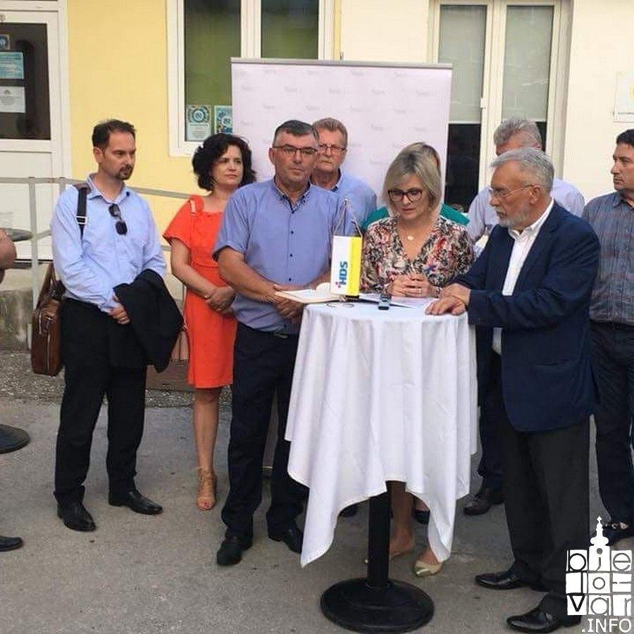 ZDENKO KRAMARIĆ jedini kandidat za predsjednika novog ogranka HDS-a u Bjelovaru