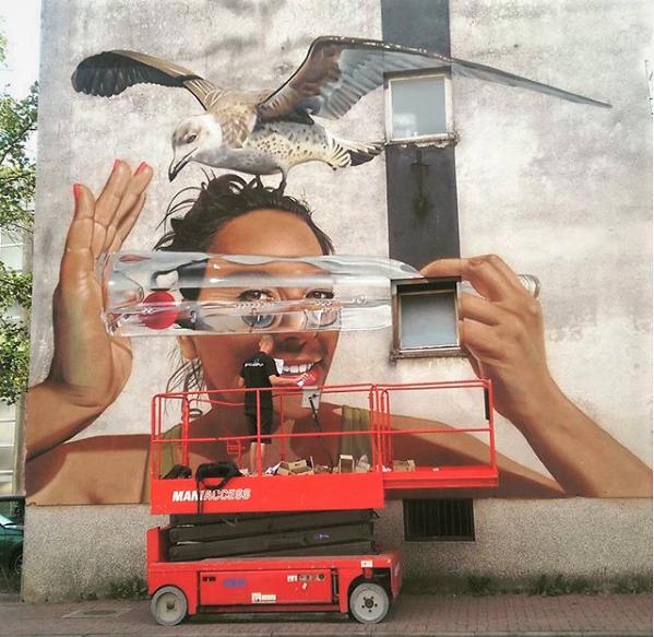 I ove godine će se povodom 43 Jam festivala ukrašavati fasade zgrada u Bjelovaru