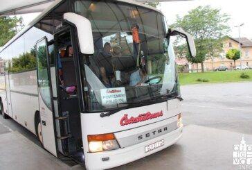 Zamjenica župana Bojana Hribljan ispratila županijske osnovnoškolce na besplatno ljetovanje u Tkon