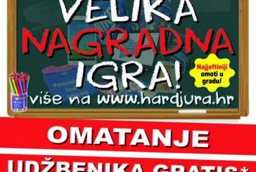 HARD JURA: Naručite udžbenike i uključite se u NAGRADNU IGRU