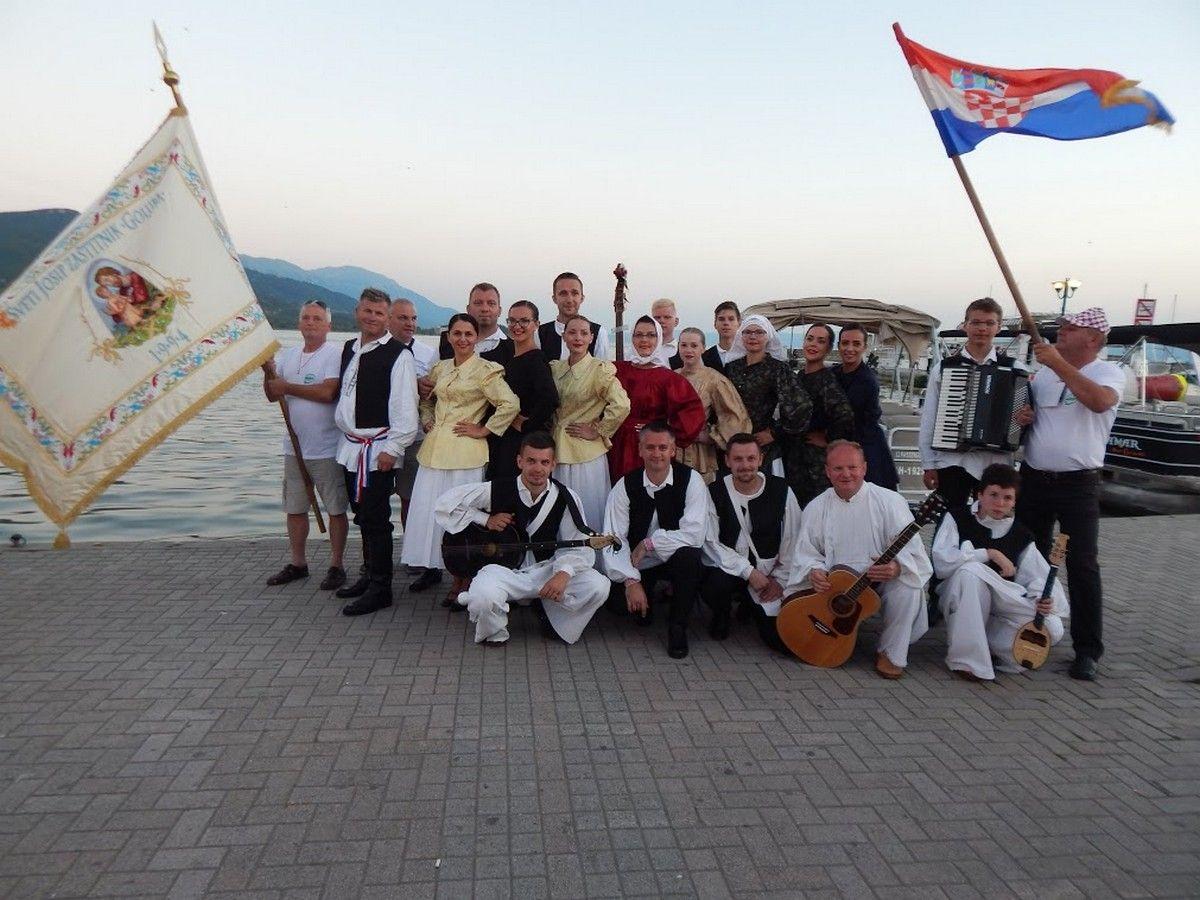 """HORKUD """"Golub"""" sudjelovao na međunarodnom folklornom festivalu u Makedonji"""