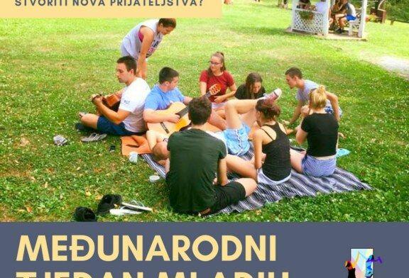 8. Međunarodni tjedan mladih u Bjelovarsko-bilogorskoj županiji od 5. do 13. kolovoza 2018.