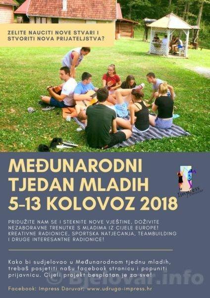 2018 foto bjelovar info tjedanmladikukavica 2
