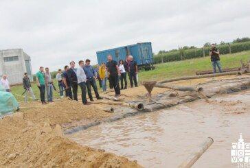 U tijeku je izgradnja novog zdenca za bjelovarsku vodoopskrbu s kapacitetom 250 litara u sekundi