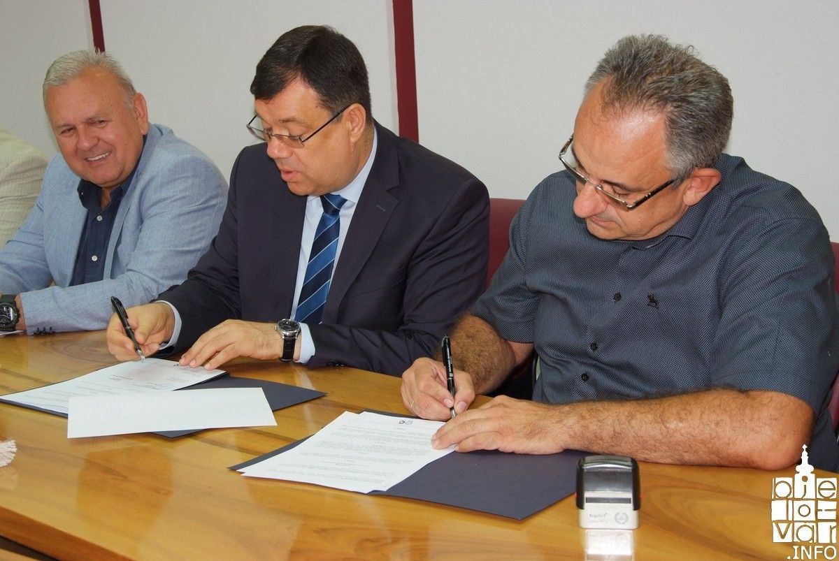 U Bjelovarsko-bilogorskoj županiji počelo potpisivanje ugovora o dodjeli bespovratnih sredstava za pripremu projekata na fondove EU i nacionalne izvore
