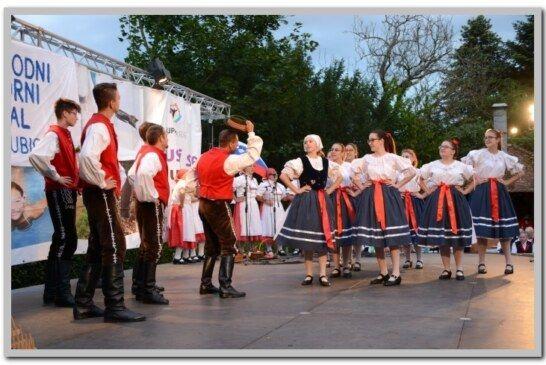 Češka obec Bjelovar nastupila na Međunarodnom festivalu folklora u Gornjoj Stubici