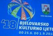 Bjelovarsko kulturno ljeto 2018 – program za kolovoz