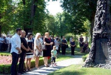 U Bjelovaru obilježen Dan pobjede i domovinske zahvalnosti i Dan hrvatskih branitelja polaganjem vijenca i Svetom misom
