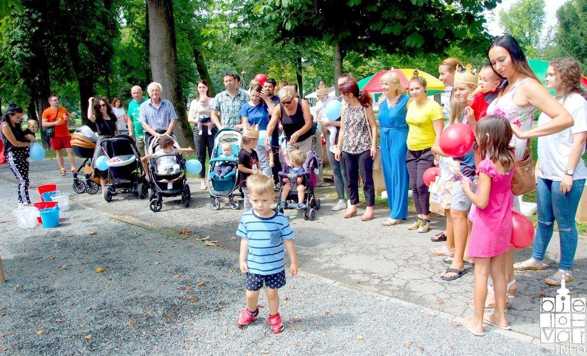 Međunarodni tjedan dojenja obilježava se u Bjelovarsko-bilogorskoj županiji pod sloganom