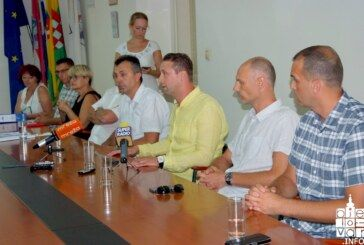 Predstavljen projekt bjelovarskog gradskog stadiona ukupne vrijednosti 19 milijuna i 760 tisuća kuna