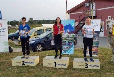 Sjajan uspjeh jahačica KK Vinia na 5. kolu Croatia kupa u daljinskom jahanju