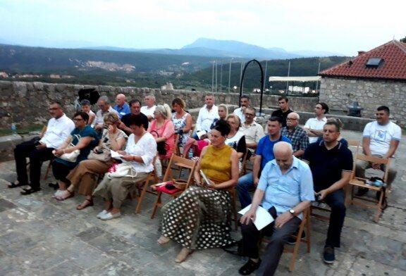 """Manifestacija domoljubne poezije """"Stijeg slobode""""- Knin 3.kolovoza 2018."""
