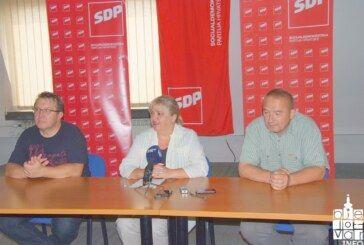 Ako ne znaš pomoći, barem znaš kritizirati, a za to je uvijek spreman bjelovarski SDP