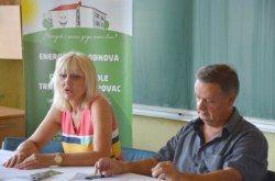 Energetska obnova zgrade osnovne škole Trnovitički Popovac: Održana početna konferencija europskog projekta