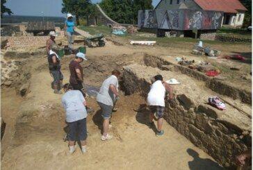 Nastavak arheološkog istraživanja na lokalitetu srednjovjekovnog biskupskog dvora u Čazmi