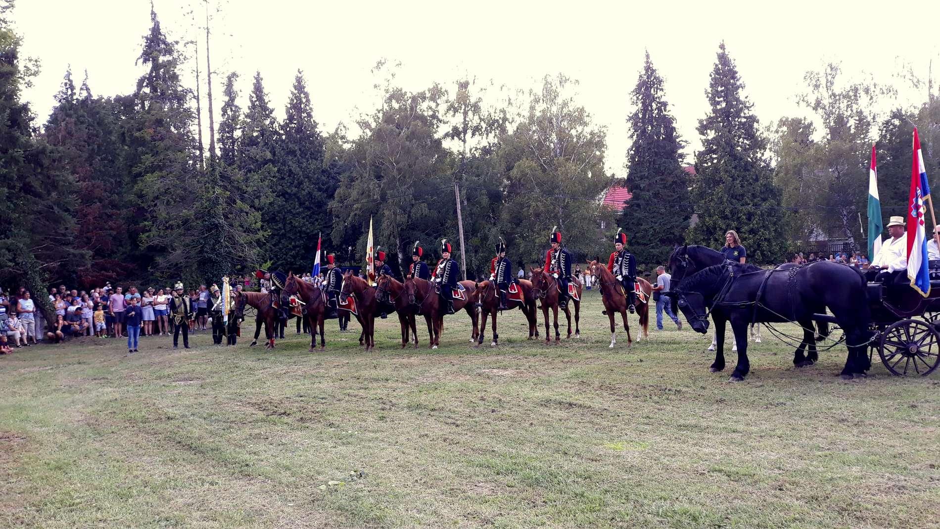 Održan Međunarodni vojnički skup husara u mađarskom gradu Igalu