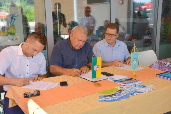 U Velikom Grđevcu potpisan sporazum o suradnji s tvrtkom Sunčane livade vezan za razvoj turizma