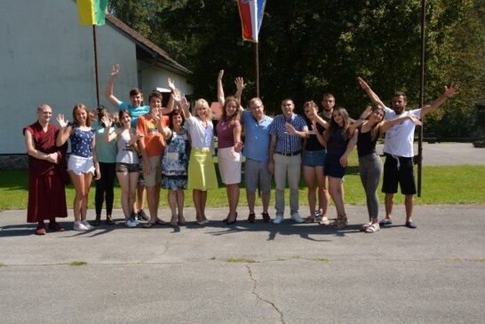 Bjelovarsko-bilogorska županija bila je domaćim Međunarodnog tjedna mladih od 5. do 13. kolovoza