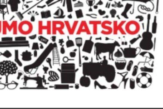 Akcija kupujmo hrvatsko u Bjelovaru
