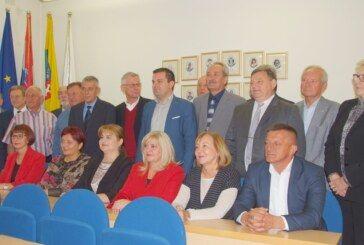 Grad Bjelovar svake godine organizira druženje bivših i sadašnjih čelnika Grada