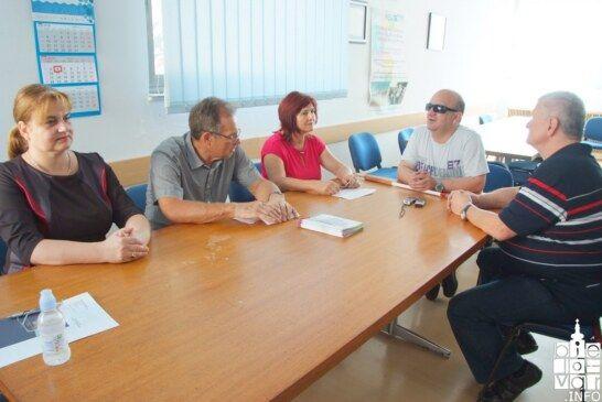 Udruga slijepih Bjelovar i bjelovarski umjetnici organiziraju humanitarnu likovnu koloniju za pomoć pri kupnji aparata bjelovarskom očnom odjelu