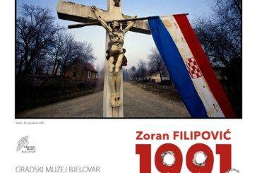 Gradski muzej Bjelovar: Izložba ratnih fotografija autora Zorana Filipovića