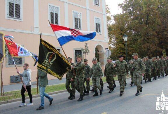 MIMOHOD POBJEDNIKA BARUTANA 91.- Dan grada Bjelovara i Dan bjelovarskih brantelja
