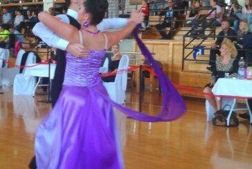 Petar Klinac i Erna Sočec šesti na državnom prvenstvu RH u standardnim i latinsko-američkim plesovima