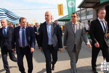 Ministar Tolušić otvorio 26. Jesenski međunarodni bjelovarski sajam u Gudovcu