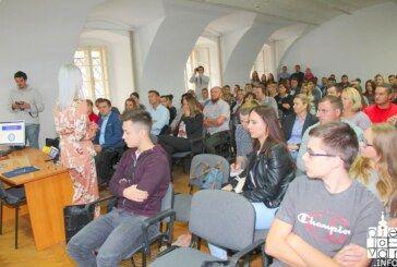 VELEUČILIŠTE U BJELOVARU: Dobrodošlica za novu generaciju studenata mehatronike, računarstva i sestrinstva