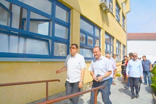 Započela energetska obnova Osnovne škole Garešnica i školsko-sportske dvorane ukupne vrijedna 11 milijuna kuna