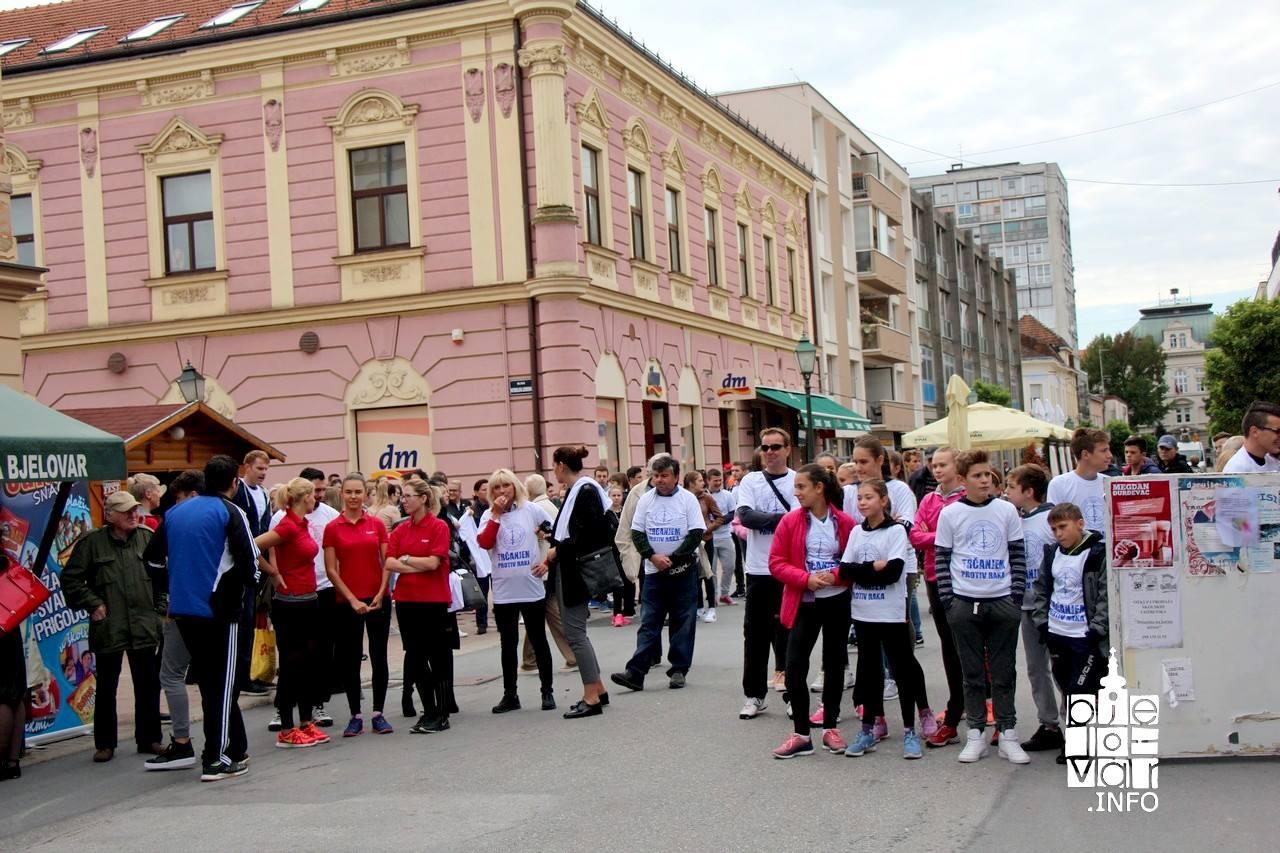 Liga protiv raka BBŽ organizira tradicionalnu humanitarnu utrku