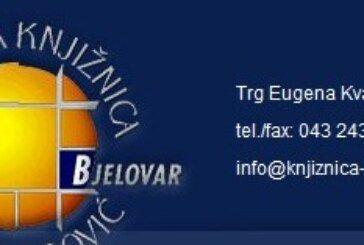 Narodna Knjižnica Bjelovar: Mjesec hrvatske knjige 2018.