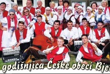 100. godišnjica Češke obeci Bjelovar: Program obilježavanja