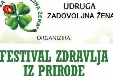 Festival zdravlja iz prirode: U Bjelovaru 27. listopada 2018.