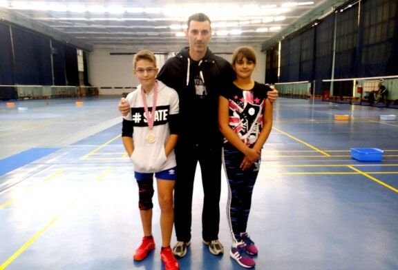 Drugo i četvrto mjesto za badminton klub Bjelovar na Regionalnom kupu u Zagrebu