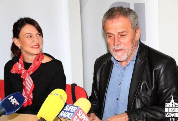 Milan Bandić 365-Stranka rada i solidarnosti s Akcijom bjelovarsko-bilogorska u Bjelovaru: Mi nigdje nismo došli rušiti, mi smo za graditi i raditi