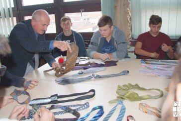 Obilježen Dan kravate u Tehničkoj i Obrtničkoj školi Bjelovar