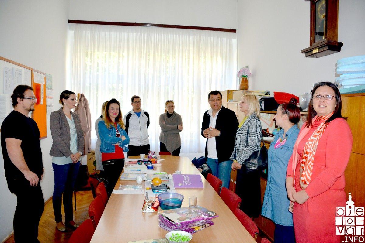 ČESTITKA župana Damira Bajsa povodom Svjetskog dana učitelja