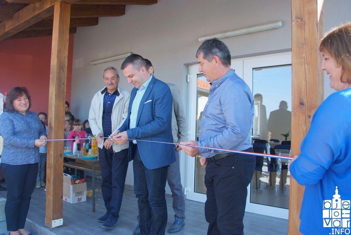 Mjesni odbor Gornje Plavnice dobio novi dom vrijedan milijun i 266 tisuća kuna